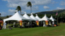 20x80 Quad Peak Tent ~ Ko Olina GC 2.jpg
