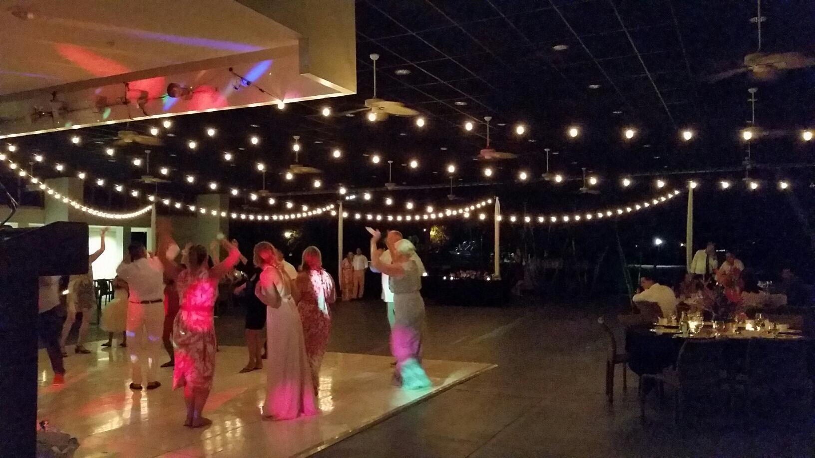 Bistro Lighting Hikam Officers Club