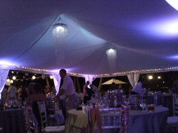 30x45 Freespan White with Smooth Ceiling Liner (Evening 2).jpg