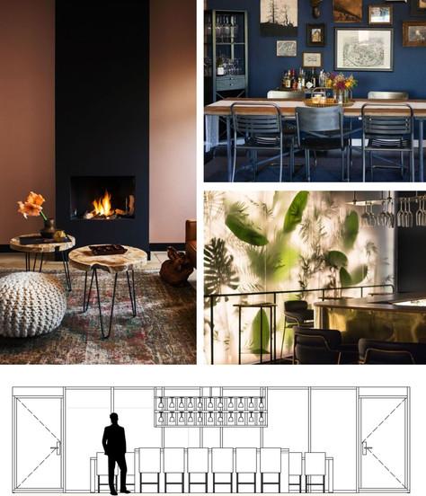 Nieuw project als interieurontwerper bij K&K