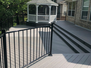 Exterior Deck Addition