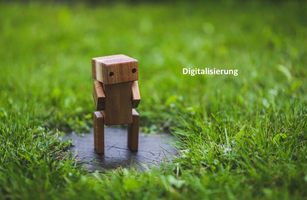 Digitalisierung ist ein Treiber