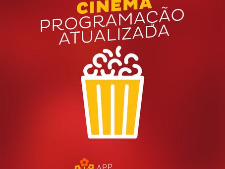 Confira a programação do Cinema no seu celular