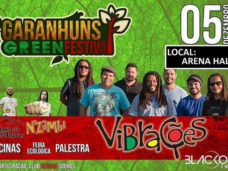 Garanhuns Green Festival é nesse Sábado