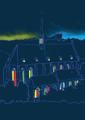 Kirche Illustration