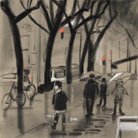 Illustration Köln in der Pandemie