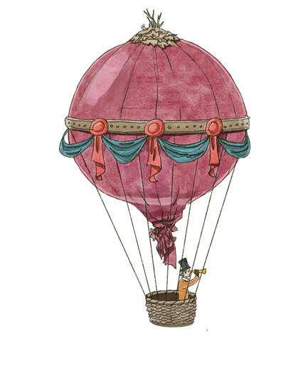 Zwiebelballon