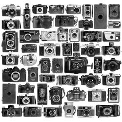 Final cameras 50x50cm big