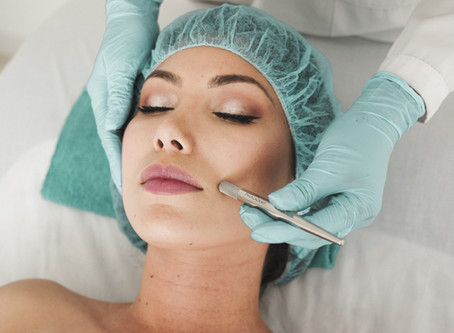 The benefits of Facial Extractions