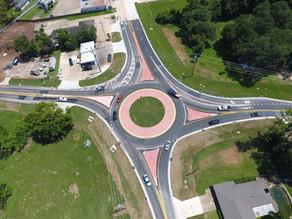 Jackson Street Roundabout