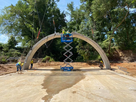 Replacement of Pine Hill Road Bridge