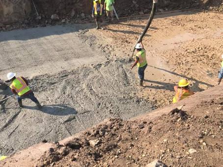 Dulles Drive Widening - In Progress
