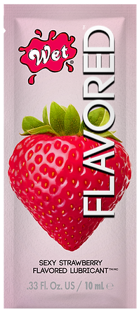 10 ml-Flavored-Sexy Strawberry-US-Pouch-