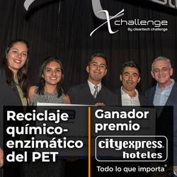 Ganadores Premio City Express