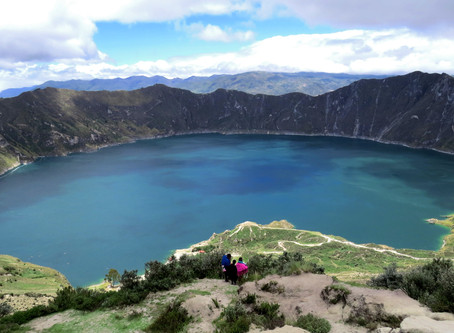 The Quilotoa Loop - Ecuador