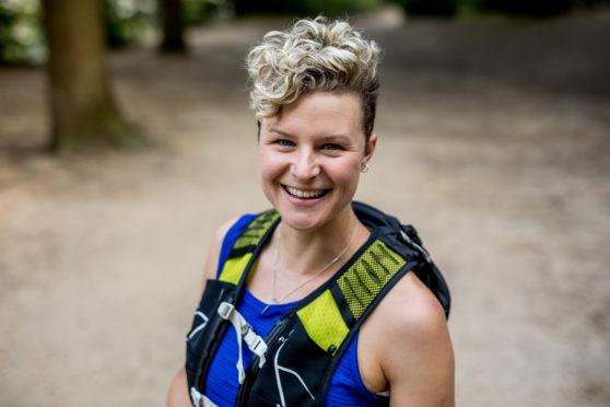 Adventurer, motivational speaker, Anna McNuff