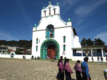 San Juan Chamula - Voodoo Catholicism and a Chicken Sacrifice