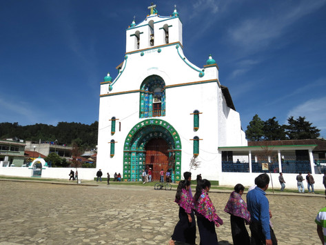 San Juan Chamula - Voodoo Catholicism and a Chicken Sacrifice