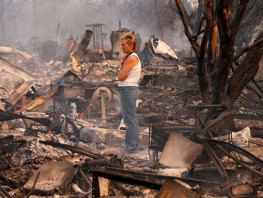 EXPLORING WILDFIRE DISASTER RELIEF | BLACKBAUD