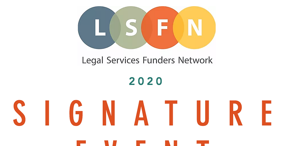 <<Cancelled>> 2020 LSFN Signature Event