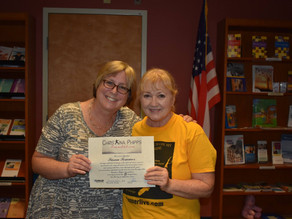 New CPF Class in Georgia with Susan