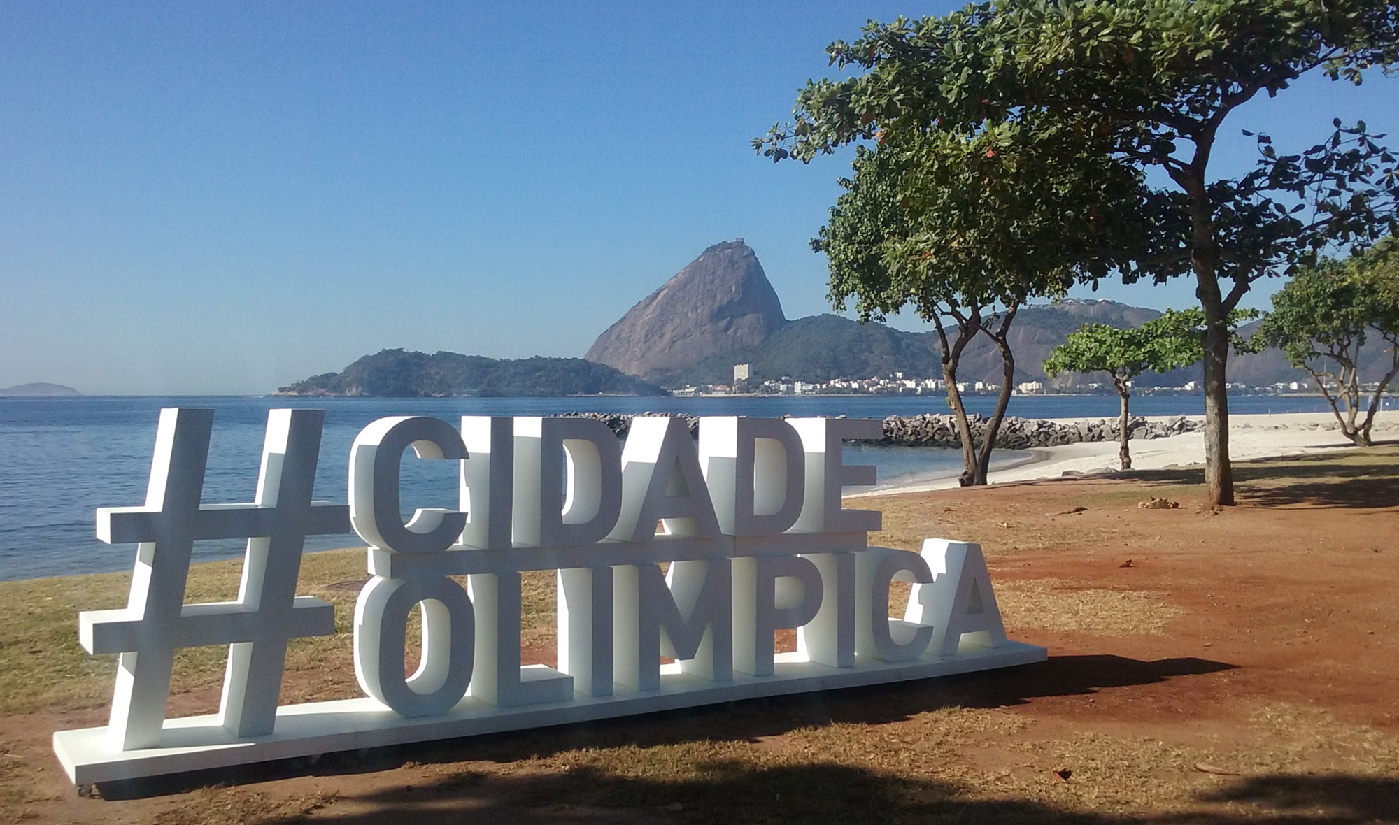 Marina da Gloria olympic sailing