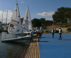 Marina da Gloria olympic sailing