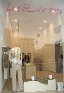 fashion store remodeling