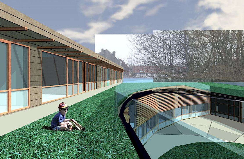 Emile Bockstael sustainable school