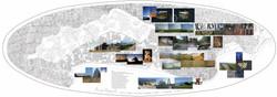 Sensorial park collage