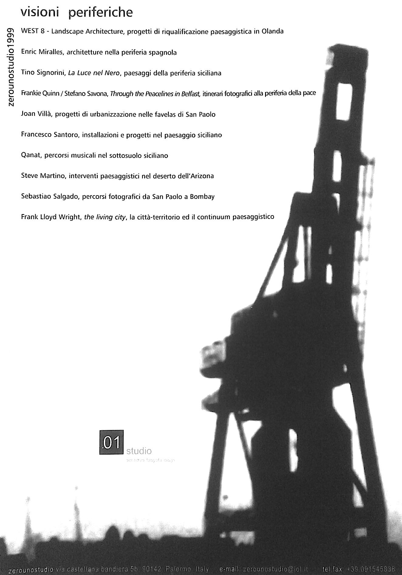 1999 lecture program