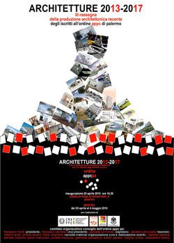 Architetture 2013-2017