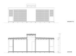 Sustainable house prototype