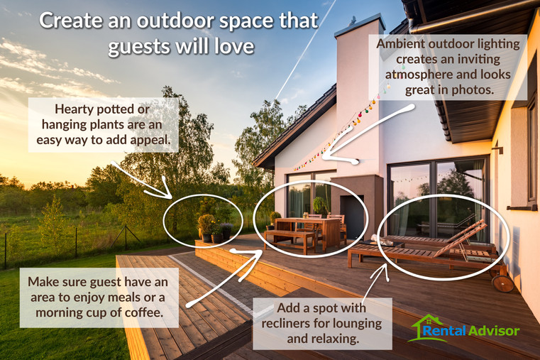 Great Outdoor Spaces Pay Off