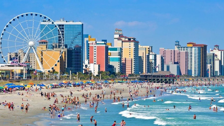 Hot Vacation Rental Market Alert - Myrtle Beach, South Carolina