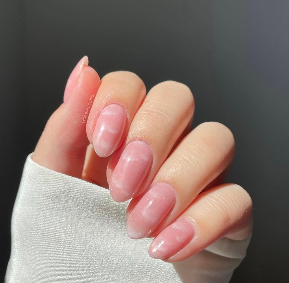 Pastel Spring Nail Color Inspiration