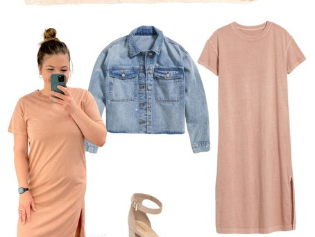 7 Old Navy Dresses for Summer: Midsize Try-On
