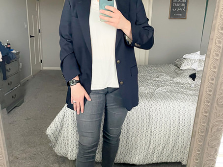 10 Thrifted Midsize Outfits: Outfit Inspiration for Midsize Women on a Budget