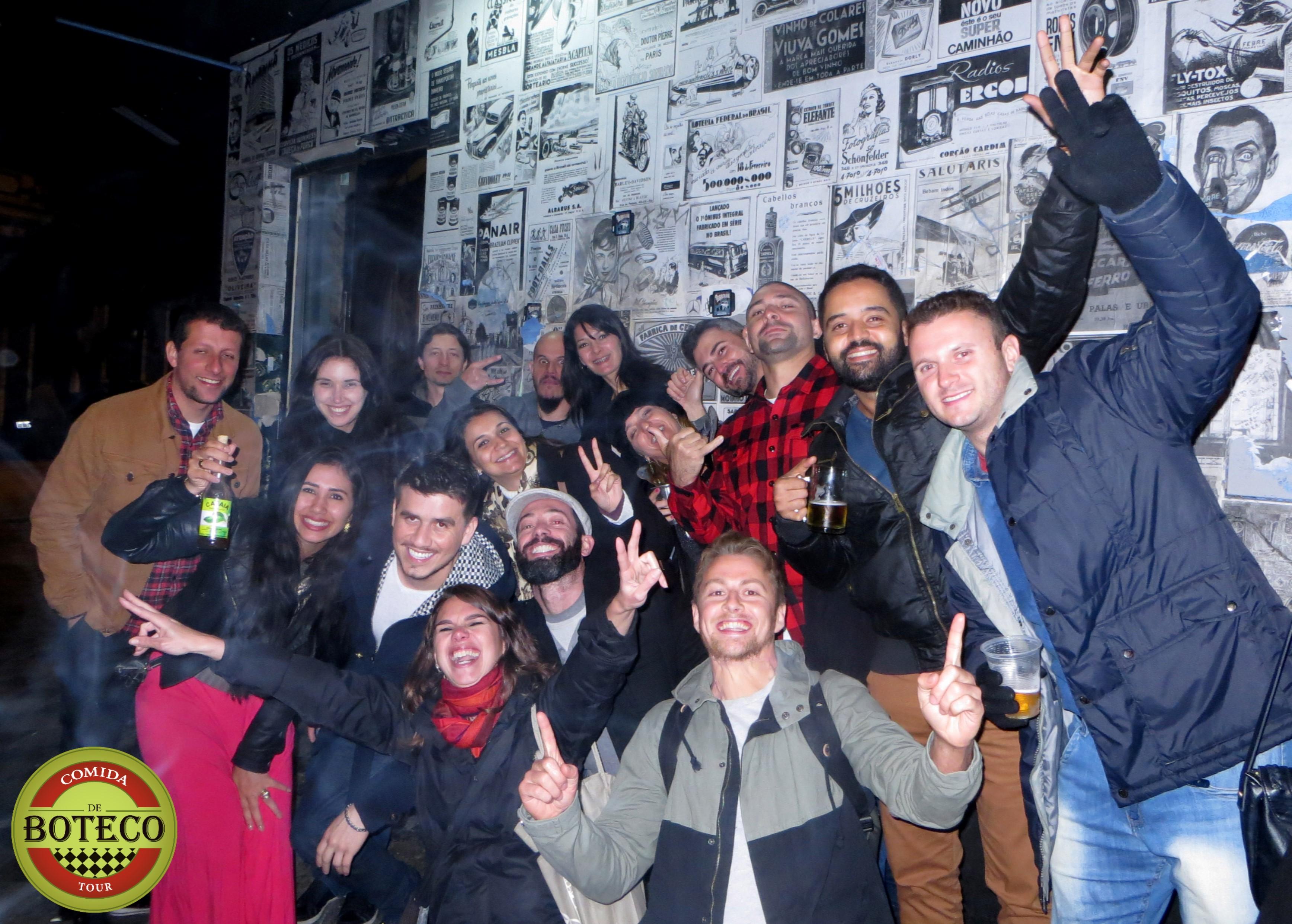 Bar São Chico - Tour Comida de Boteco
