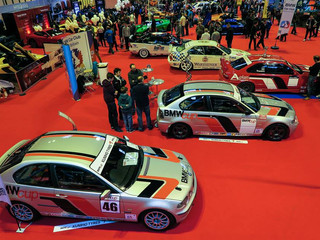 BMWcup launched at Autosport 2015