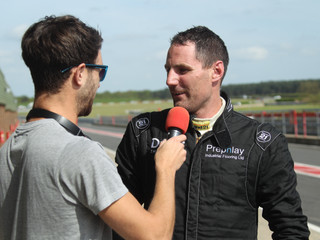 Dack storms to double - Donington Motors TV races