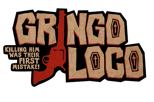 Gringo Loco Sticker