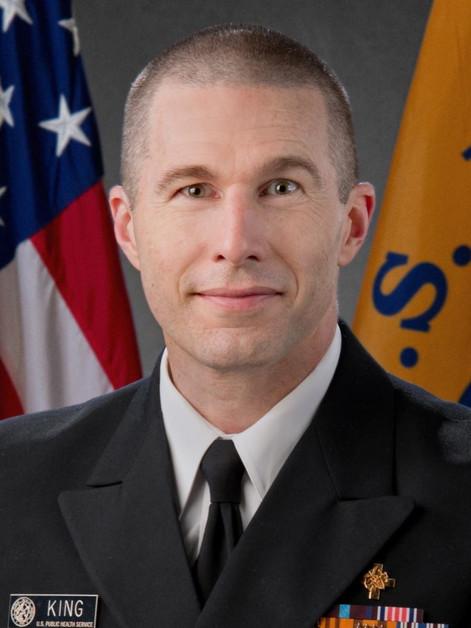 Captain Michael King
