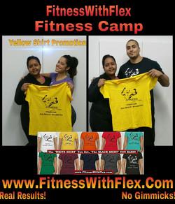 Yellow Shirt Promotion
