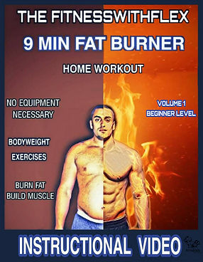 The FitnessWithFlex 9 Min Fat Burner Beg