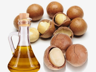 3 Healthy Oils You Must Add To Your Diet  (Part 1 Of 3) Macadamia Nut Oil