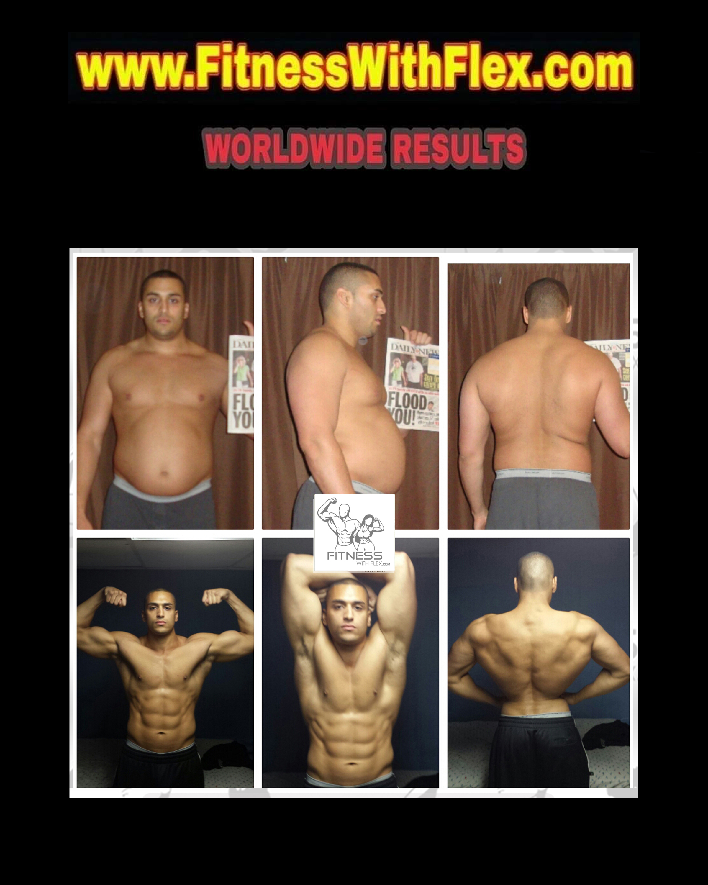 FitnessWithFlex 9 Month Transform