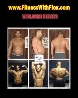 FitnessWithFlex 9 Month Transform