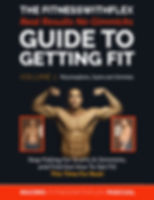 FitnessWithFlex Ebook Guide To Getting Fit