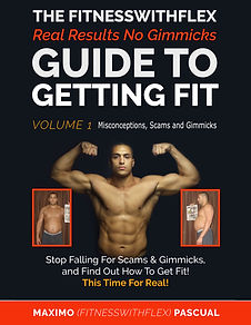 FitnessWithFlex Ebooks Guide To Getting Fit!